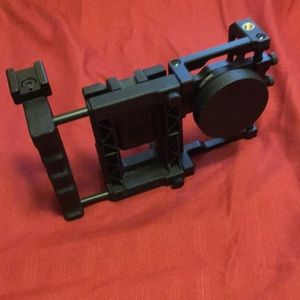 Beastgrip phone holder camera
